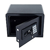"Homcom 13.8"" Security Safe Box Electronic Digital Key Lock Cabinet Jewelry Cash Money"