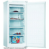 Amica FZ206.3 125x55cm Freestanding Freezer - White