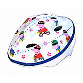 Dino Peppa Pig Kids Protective Cycling Safety Helmet