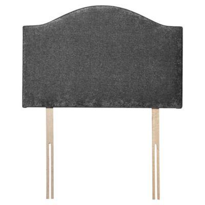 Seetall Elsfield Waterford Single Headboard, Charcoal