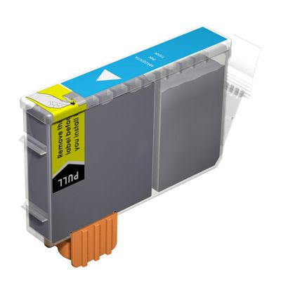 MoreInks Ink Cartridge For Canon MP-F80 - Cyan