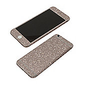 Tortoise™ Glitter Wrap for iPhone 6/6S. Rose Gold