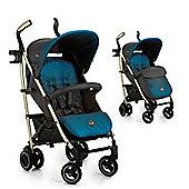 iCoo Pace Stroller - Indigo