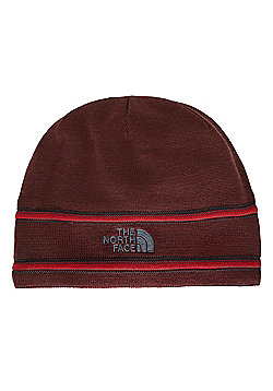 The North Face TNF Logo Beanie - Red