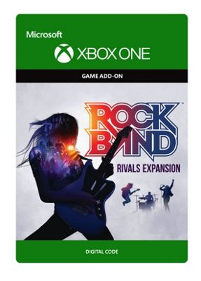 Rock Band Rivals Expansion (Digital Download Code)