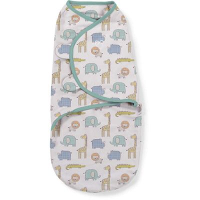 Summer Infant Small SwaddleMe (Sketchy Safari)