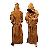 Star Wars Jedi Dressing Gown - Brown