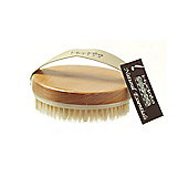 Hydrea London Lymphatic Detox Brush with Natural Bristle and Rubber Nodules