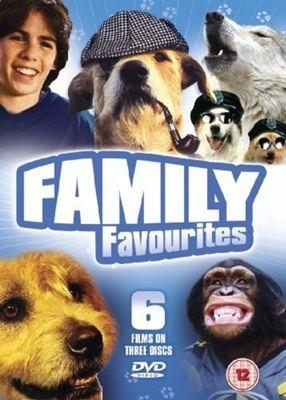 Family Favourites 6 DVD Pack (DVD Boxset)