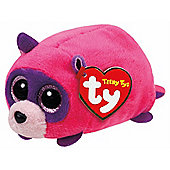 TY - Teeny Tys Plush - Rugger the Raccoon