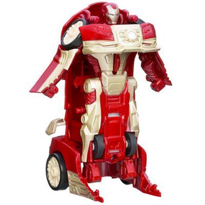 Marvel Iron Man 3 Motorised Battle Charger - Iron Man