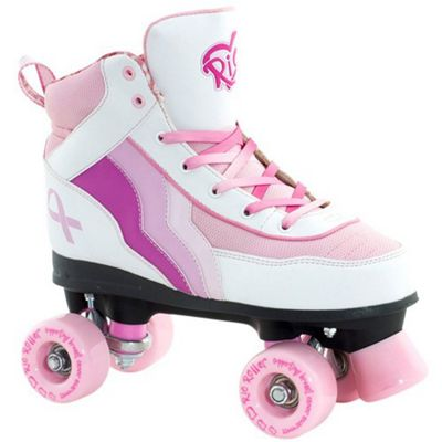 Rio Roller Cancer Research Ltd Edition Quad Roller Skates