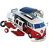 AIRFIX J6017 QUICKBUILD VW Camper Van Car Model Kit