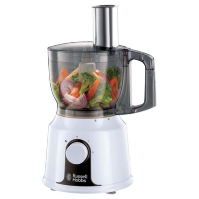 Russell Hobbs 19001 Food Processor White