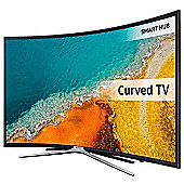 Samsung UE55K6300 55 Inch Smart Curved WiFi Built In Full HD 1080p LED TV with Freeview HD