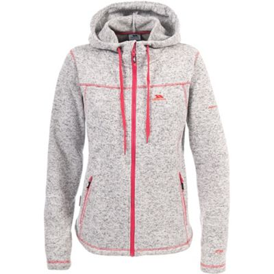 Trespass Ladies Odelia Fleece Ghost L