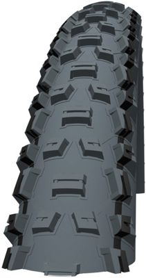 Schwalbe Nobby Nic Tyre: 26 x 2.25 Grey EVO Folding. HS 411, 57-559, Evolution Line, TL Ready