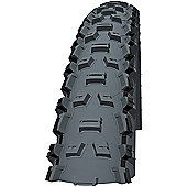 Schwalbe Nobby Nic Tyre: 26 x 2.25 Grey EVO Folding. HS 411, 57-559, Evolution Line, TL Ready