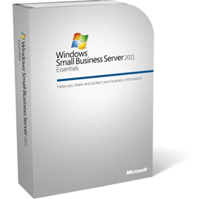 Microsoft Windows Small Business Server 2011 Essentials Edition