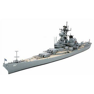 Tamiya 31614 Us Navy Battleship Bb62 New Jersey 1:700 Ship Model Kit