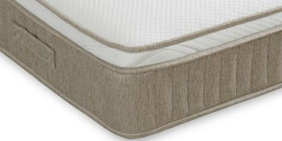 Land Of Beds Averbury Small Single Mattress - Medium/Firm