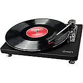 Ion Compact LP USB Turntable (Black)