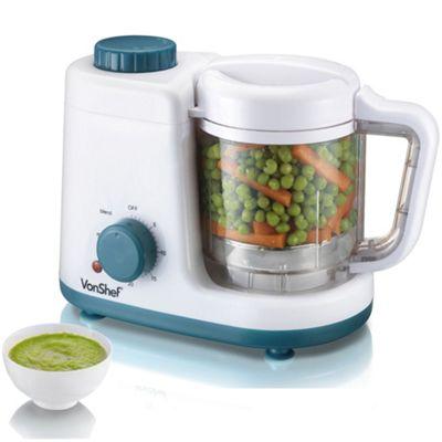 Vonshef 2-In-1 Baby Food Maker