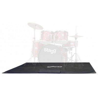 Stagg Lite Drum Carpet with Bag