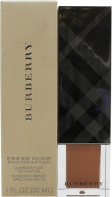 Burberry Fresh Glow Foundation 30ml - N60 Chestnut