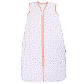 Snoozebag Baby Sleeping Bag - Butterflies & Hearts (2.5 tog, 18-36 months)