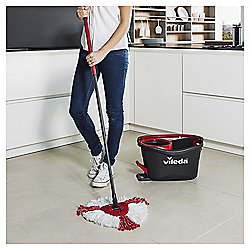 Vileda Easy Wring Clean Turbo Spin Mop