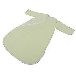Purflo Jersey Cotton/Bamboo lining Baby Sleepsac 2.5 TOG 0-3 mths Moss Green