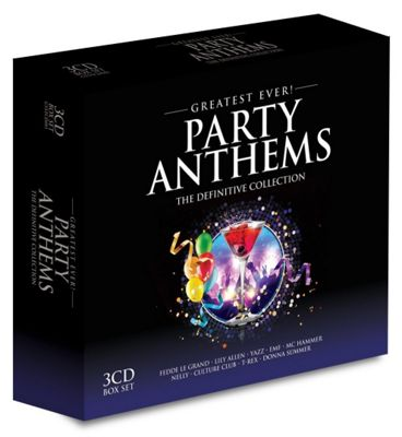 Party Anthems (3Cd)