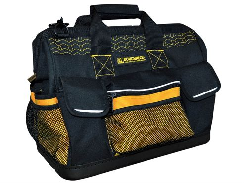 Roughneck Wide Mouth Tool Bag 41cm (16in)
