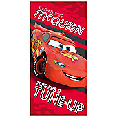 Disney Cars Lightning McQueen Towel