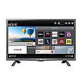 LG 28LF491U 28 Inch Smart WiFi Built In HD Ready 720p LED TV with Freeview -