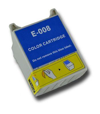 Colour T008 Compatible Epson Parrot non-OEM ink cartridge for Epson Stylus