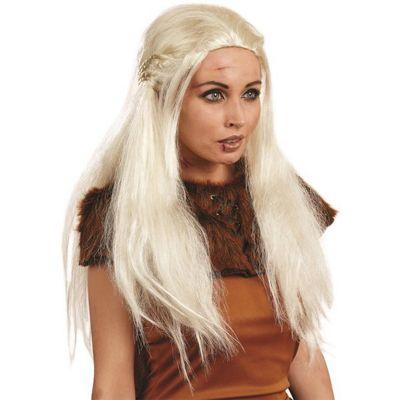 Medieval Princess Wig - Blonde