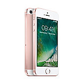 SIM Free iPhone SE 128GB Rose Gold