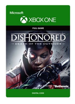 Dishonored: Death of the Outsider (Digital Download Code)