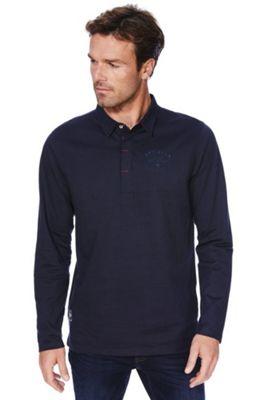 Regatta Pierce Rugby Shirt S Navy blue