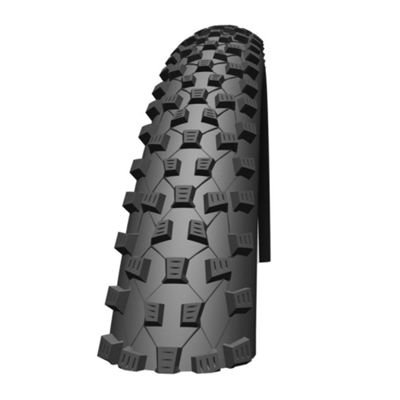 Schwalbe Rocket Ron Performance Dual Compound Folding Tyre in Black - 26 x 2.25
