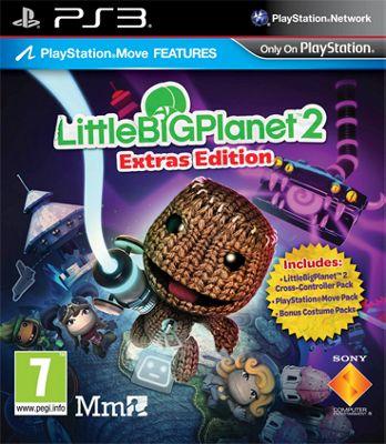 LittleBigPlanet Extras Edition