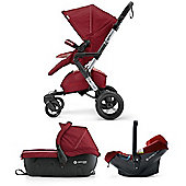 Concord Neo Travel Set (Tomato Red)