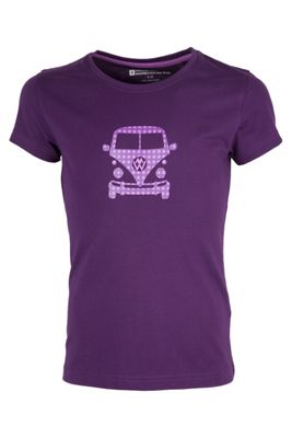Spot Camper Kids Childrens Boys Cotton Printed Outdoors Tee T-Shirt Tee Shirt