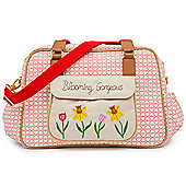 Pink Lining Blooming Gorgeous Changing Bag (True Love)