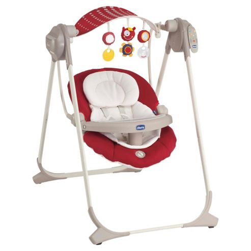 Chicco Polly Swing Up Red