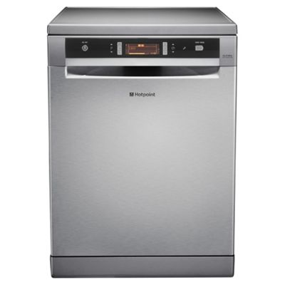 Hotpoint Ultima Dishwasher FDUD 43133 X - Stainless Steel