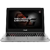 "ASUS GL502 15.6"" Intel Core i7 GeForce GTX 1060 16GB RAM 1000GB 256GB SSD Windows 10 Gaming laptop Titanium"