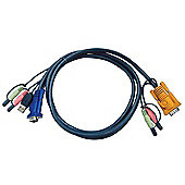 Aten CS1732A 1.2 m USB KVM Cable for Switch